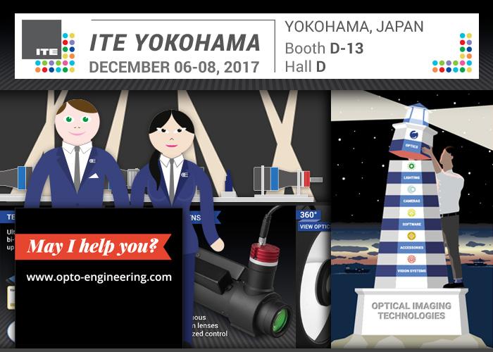 ITE 2017 - Yokohama, Japan