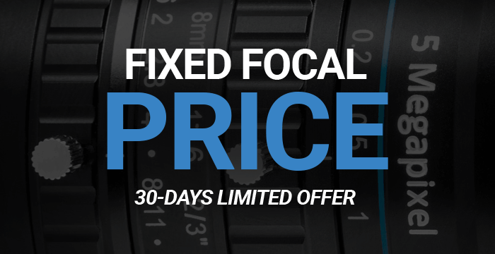 Opto Engineering - Fixed Focal Price