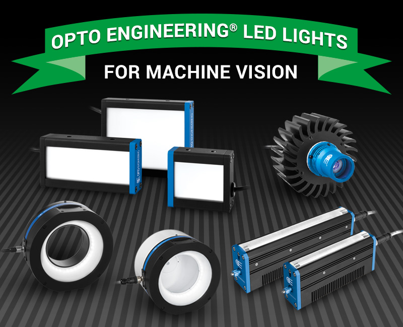 Opto Engineering LED lights for machine vision