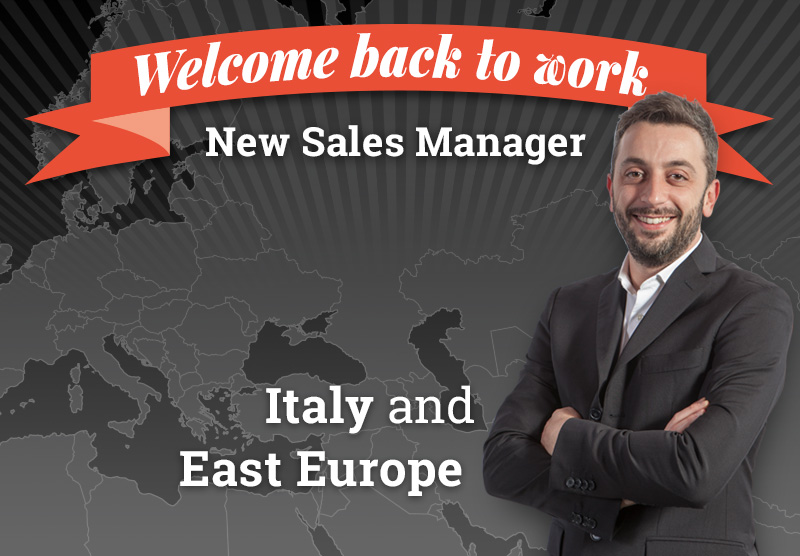 Enrico Badiali - New Sales Manager