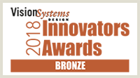Vision System 2018 Design Innovators Awards Bronze