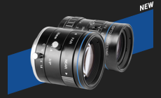 EN2MP & EN5MP series - High quality cost ratio fixed focal lenses