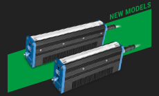 Continuous LED line lights LTLNC series • NEW MODELS