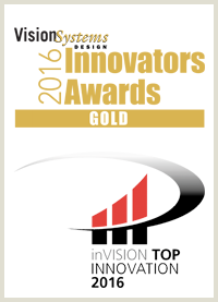 Vision System Design 2018 Innovation Awards Gold